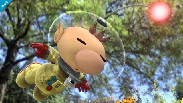 Captain Olimar Makes His Return In New Pikmin 3 DLC