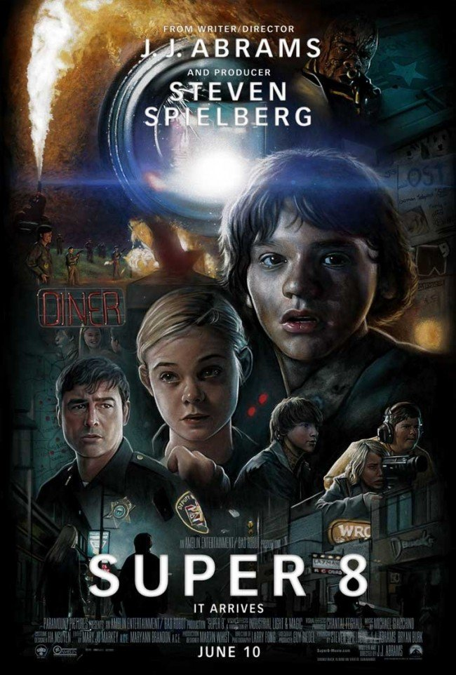 Retro Super 8 Poster And NSFW The Girl With The Dragon Tattoo Poster