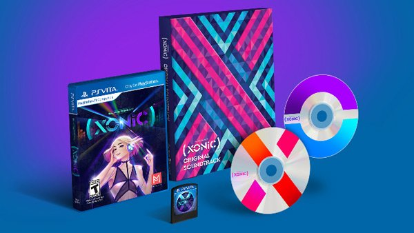 Superbeat: Xonic Launching With Two Limited Editions