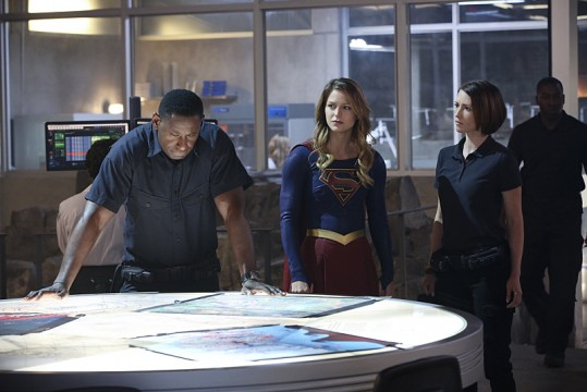 Melissa Benoist Discusses Her Role As Supergirl Ahead Of Winter Finale