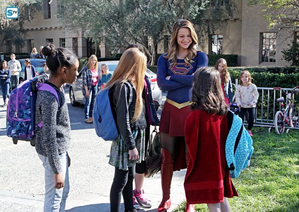 Supergirl Has A New Attitude And Costume To Match In These Promo Images