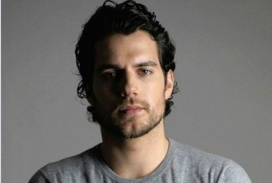 Henry Cavill Cast As Superman