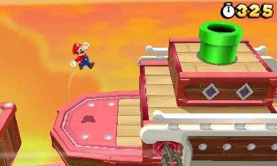 Super Mario 3D Land Hands-On Preview [Nintendo Holiday '11]