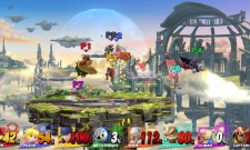 New Super Smash Bros. Wii U Patch Adds More 8-Player Levels