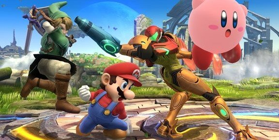 New Nintendo Direct Reveals Tons Of Smash Bros. Wii U Info