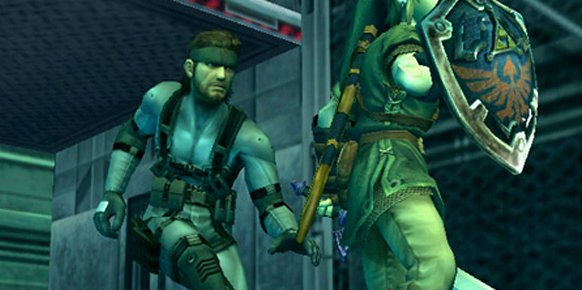 Hideo Kojima Doubts Snake Will Appear In Super Smash Bros. Again