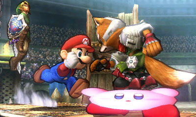 Super Smash Bros. Supports The New 3DS C-Stick But Not Circle Pad Pro