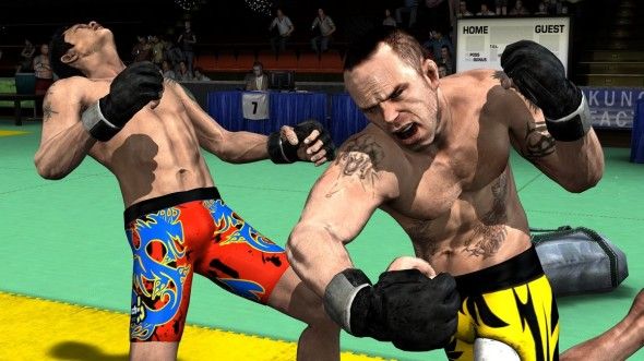 505 Games Releases A Supremacy MMA: Unrestricted Vita Fact Sheet