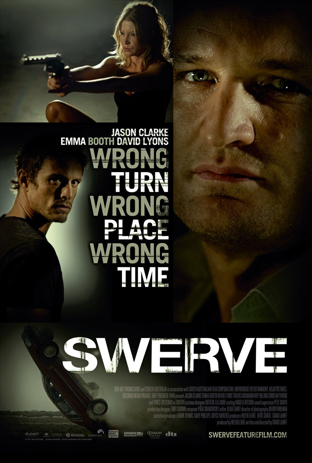 Swerve Review