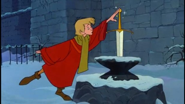 Disney's The Sword In The Stone Getting Live-Action Redo