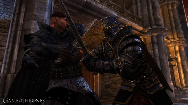 Conflict-Filled Game Of Thrones Screenshots