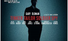 New Poster And First Reactions For Tinker, Tailor, Soldier, Spy