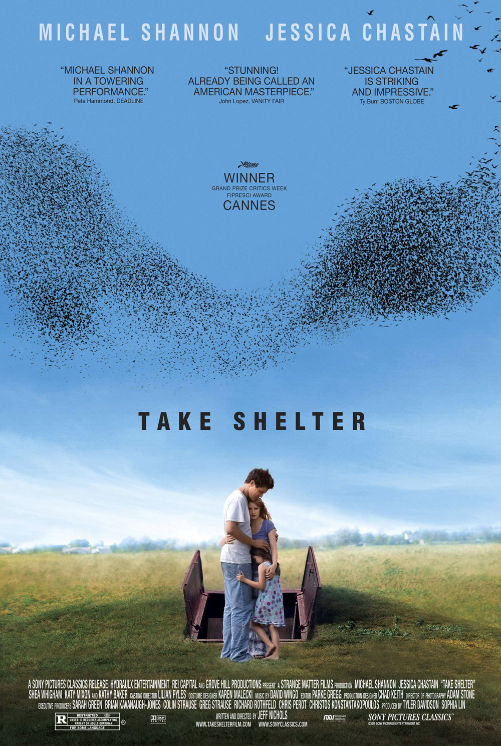 First Poster For Michael Shannon's Take Shelter