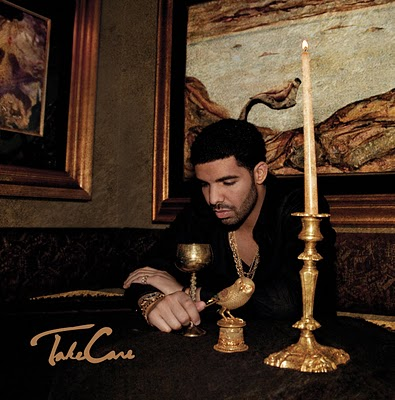 Drake Reveals Take Care Cover