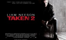 First Poster For Taken 2