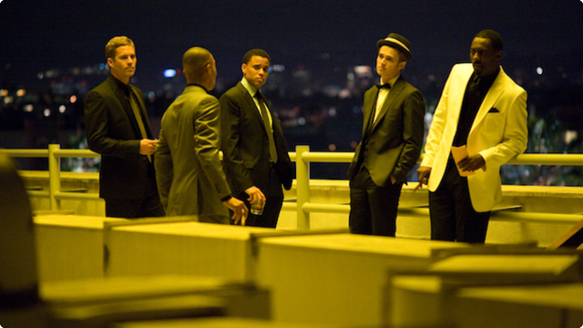 Takers Blu-Ray Review