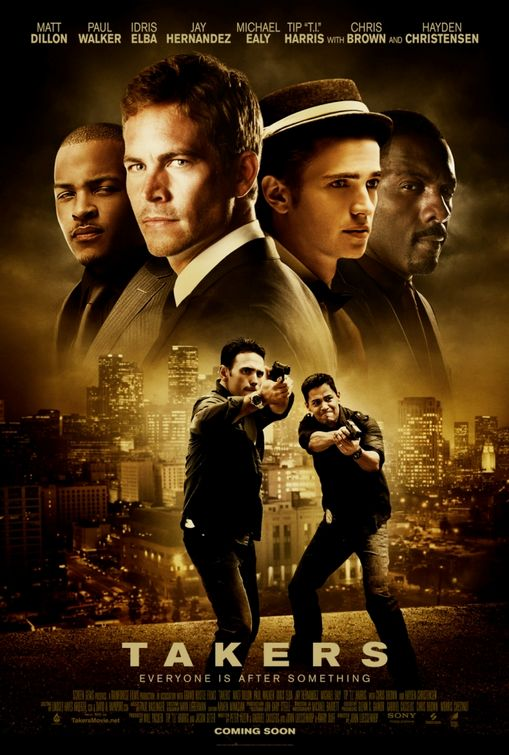 Takers Review