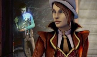 Tales From The Borderlands Launch Trailer Is A Slice Of Gleeful Mayhem