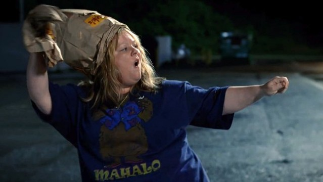 tammy melissa mccarthy 639x360 Melissa McCarthy Is A Road Ready, Jetski Riding, Burger Joint Robbing Menace In New Tammy Posters