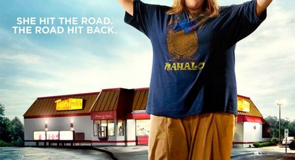 tammy poster final full 590x321 Melissa McCarthy Is A Road Ready, Jetski Riding, Burger Joint Robbing Menace In New Tammy Posters