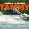 tammy poster jetski full 100x100 Melissa McCarthy Is A Road Ready, Jetski Riding, Burger Joint Robbing Menace In New Tammy Posters