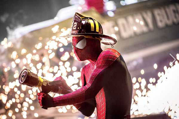 CONTEST: Win The Amazing Spider-Man 2 - Electro's Collector's Edition On Blu-Ray!