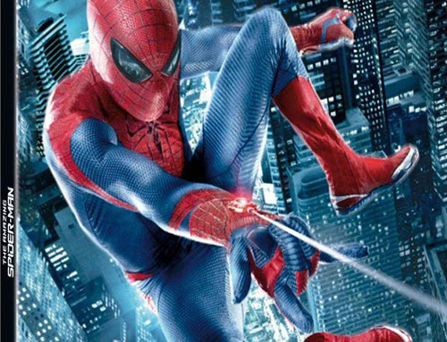 Complete Detailed List Of The Amazing Spider-Man Blu-Ray Features