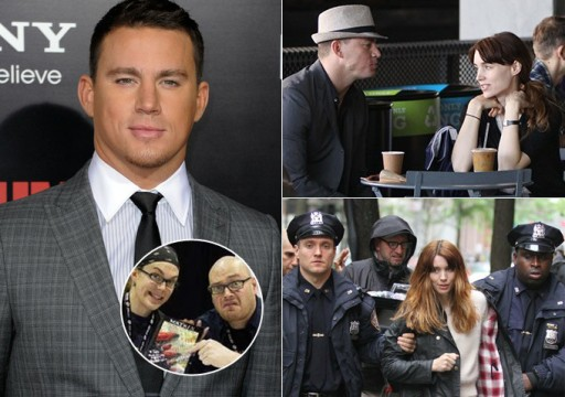 Channing Tatum Confirmed For Jupiter Ascending Plus New Set Photos From The Bitter Pill