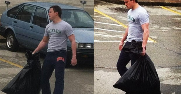 %name First On Set Images Released From Bennett Millers Foxcatcher