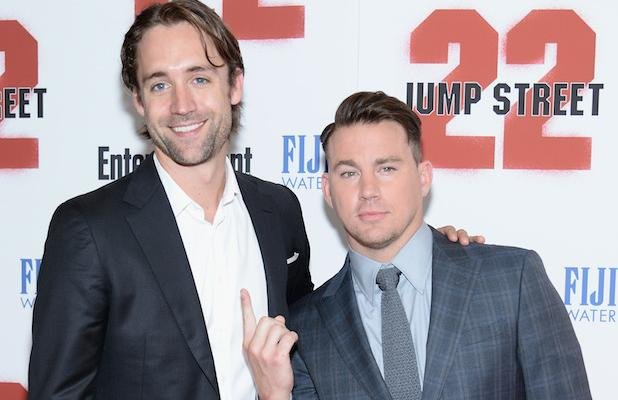 """22 Jump Street"" New York Screening - Inside Arrivals"