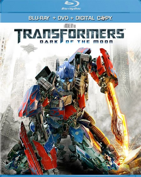 Transformers: Dark Of The Moon Blu-Ray Review