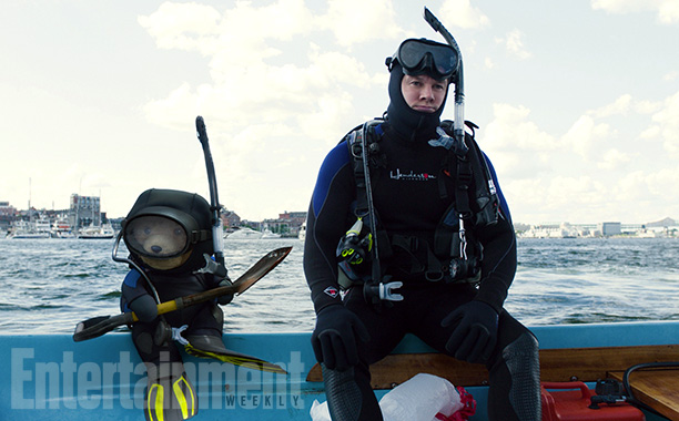 New Image For Ted 2 Finds The Thunder Buddies At Sea