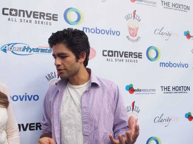 Adrian Grenier Confirms Entourage Movie