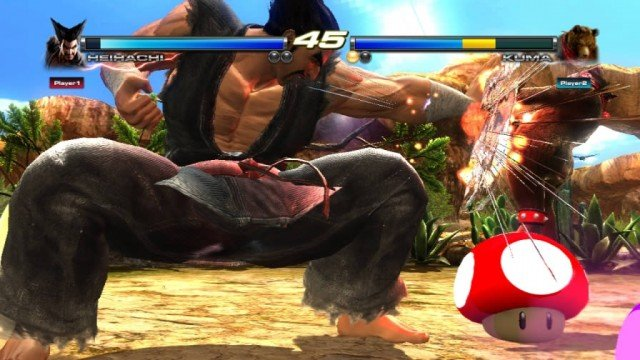 tekken tag 2 wii u 6 640x360 Tekken Tag Tournament 2 Wii U Edition Review