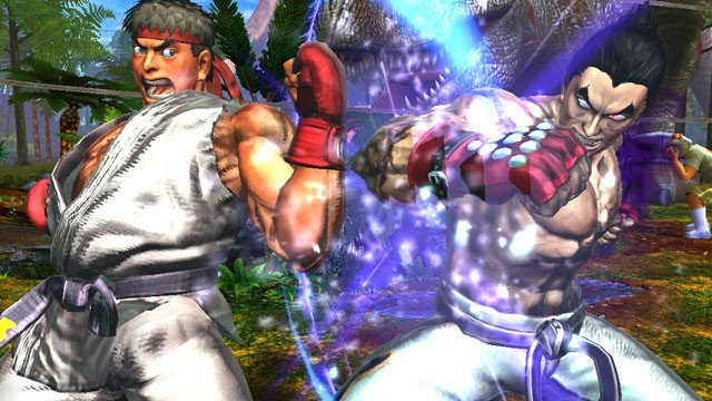 Crossover Fighter Tekken X Street Fighter Is Currently On Hold, Says Developer