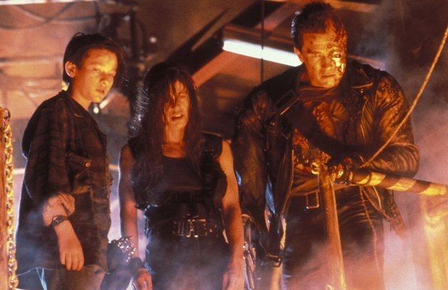 Terminator 2 Judgment Day 3d