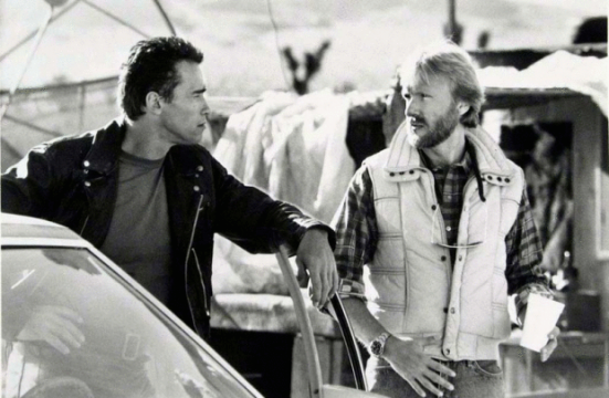 Arnold Schwarzenegger May Reteam With James Cameron For Avatar 2