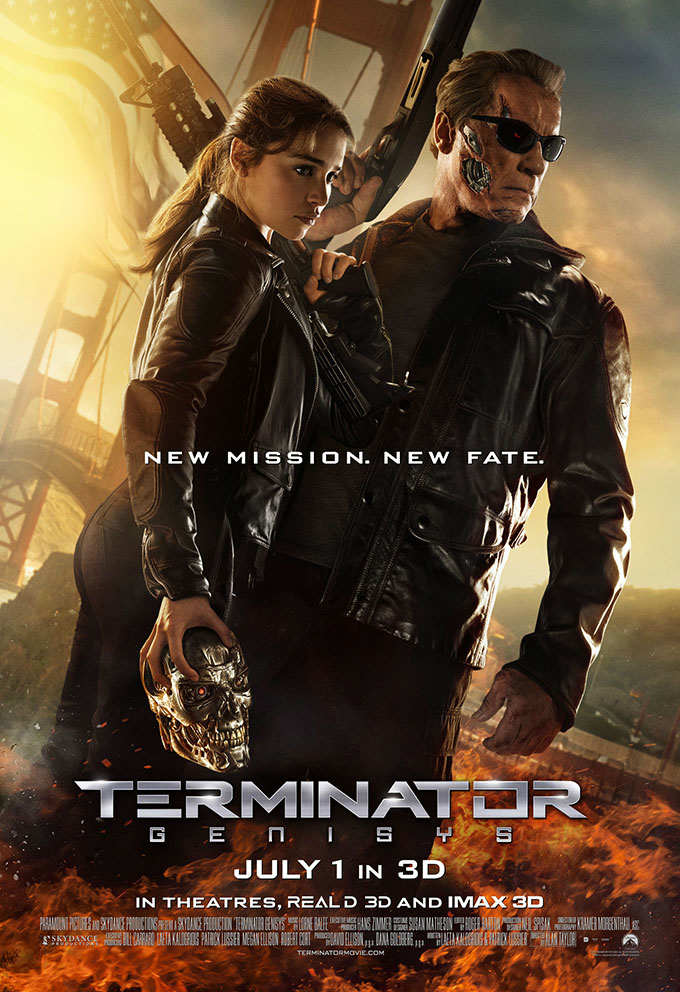 First Clips For Terminator: Genisys Are A Trip Down Memory Lane