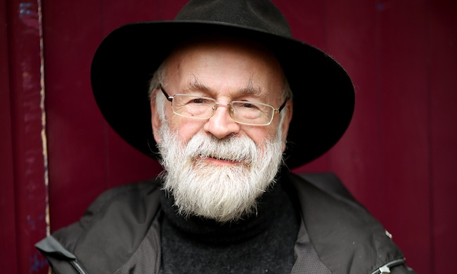 Fantasy Author Terry Pratchett Passes Away