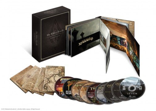 Catch Up On Ten Years Of Adventure With Bethesda's The Elder Scrolls Anthology