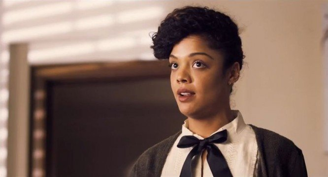 Tessa Thompson Bags Female Lead In Rocky Spinoff Creed