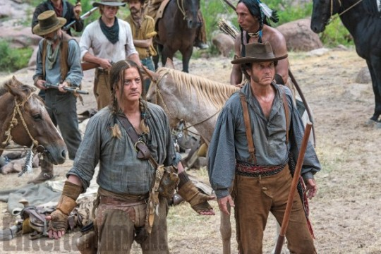 First Image From Texas Rising Surfaces Online