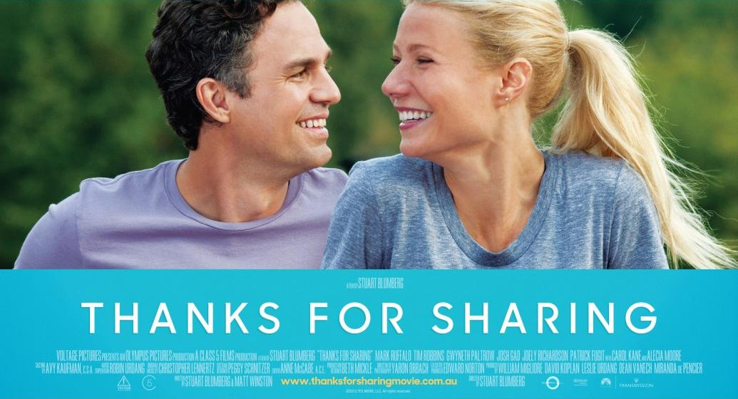 More Footage, Less Gwyneth In Australian Trailer For Thanks For Sharing