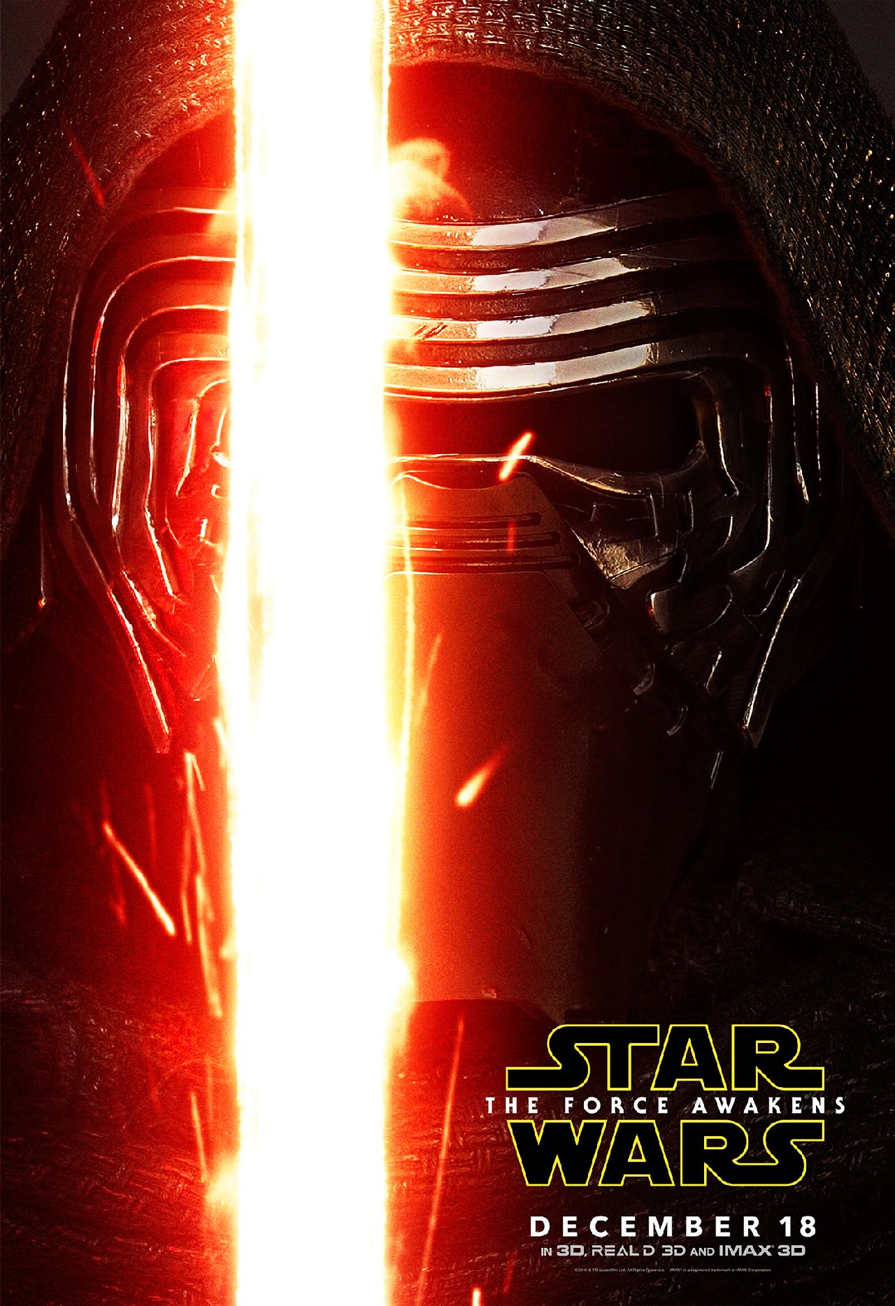 Star Wars: The Force Awakens Character Posters Feature Heroes Old And New