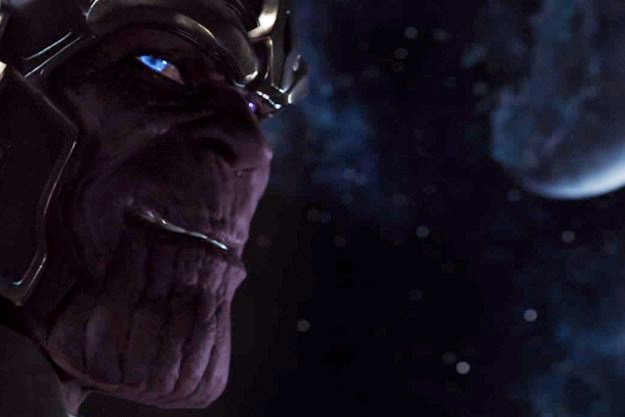 thanos avengers Kevin Feige Talks Thanos And Marvel Phase Two