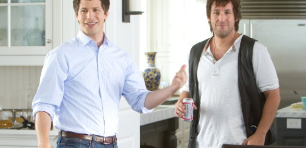Adam Sandler & Andy Samberg's Red Band Trailer For That's My Boy