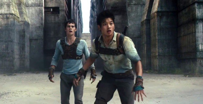 Trilogy Topper Maze Runner: The Death Cure Set For 2017 Release