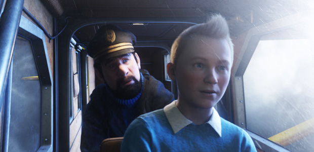The Adventures Of Tintin Review