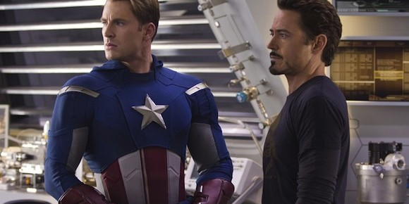 New TV Spot And Contest For The Avengers