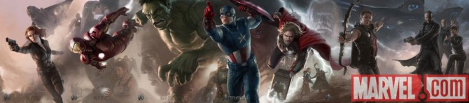 New Character Banner For The Avengers
